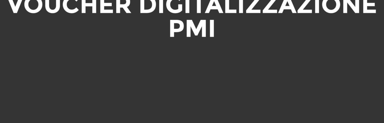 Voucher per la digitalizzazione delle PMI: cosa c'è da sapere